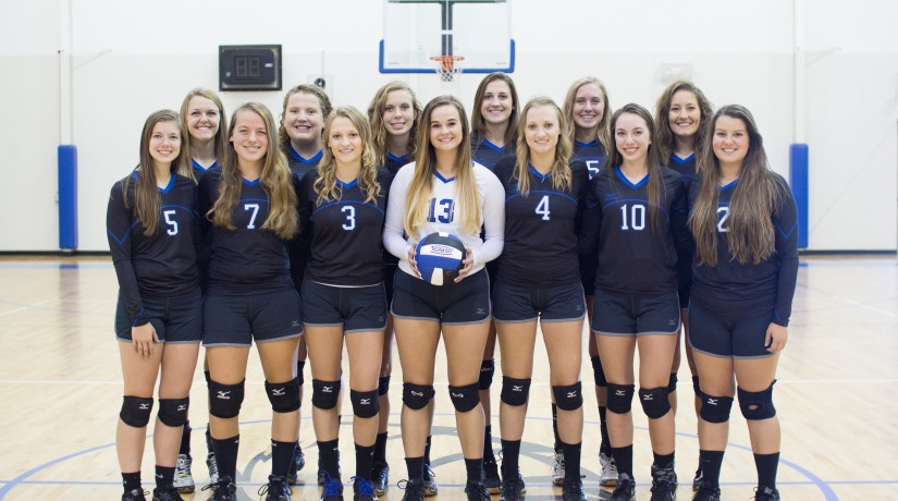 2017 Lady Eagles Volleyball