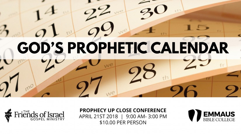 Prophecy Up Close Conference
