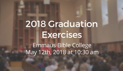 2018 Graduation Exercises