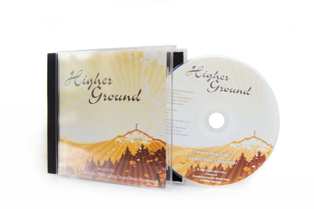 Higher Ground Emmaus Ensemble CD
