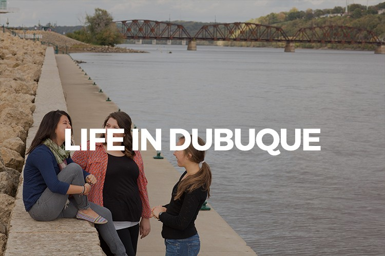 Life in Dubuque Overlay