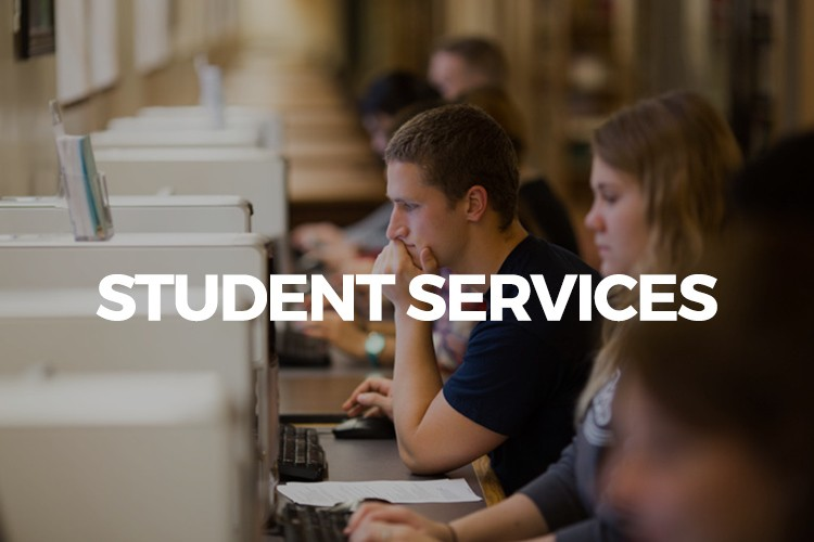 Student Services Overlay