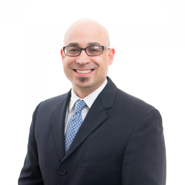 Israel Chavez- Dean of Student Development