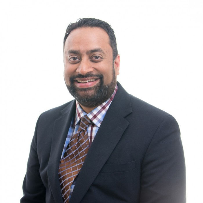 Ben Mathew- Chair, Counseling Department