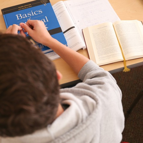 Academic Experience at Emmaus Bible College