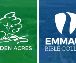 Emmaus Bible College and Hidden Acres Christian Center Partnership