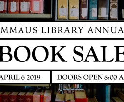 2019 Annual Emmaus Library Book Sale