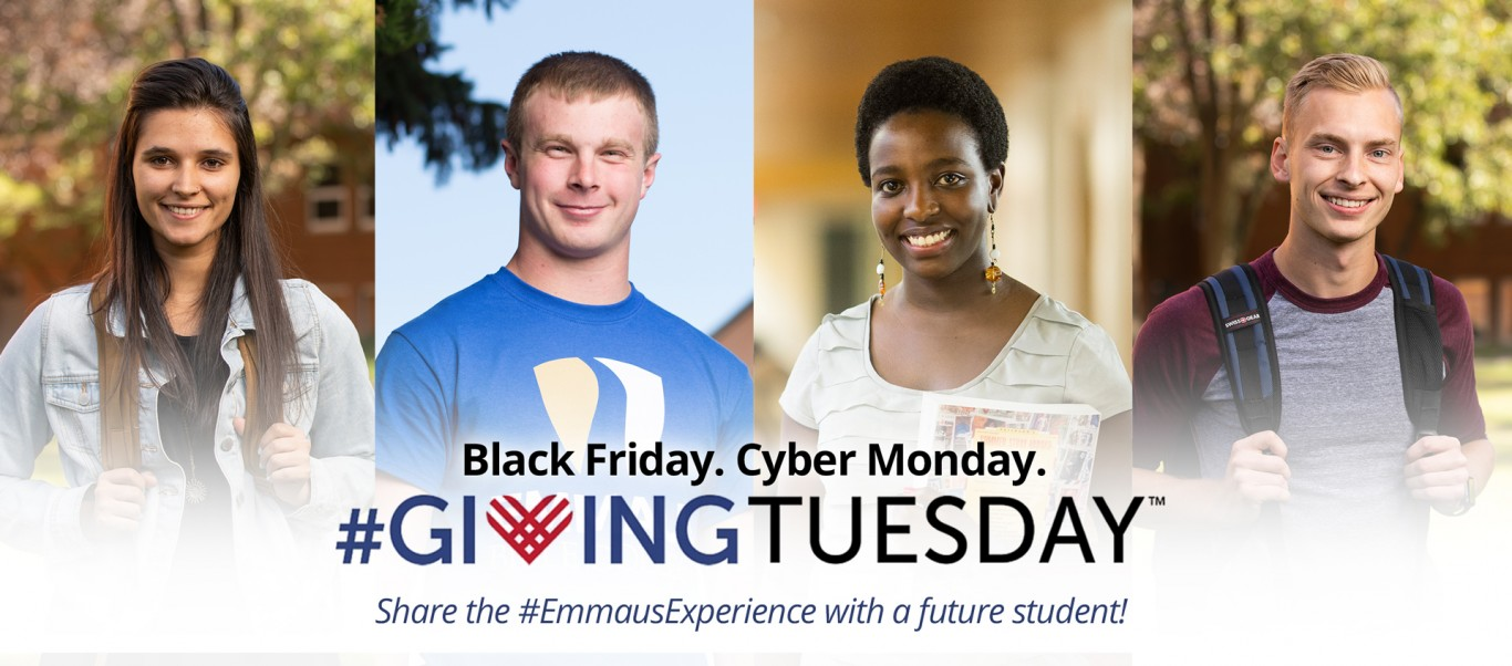 Emmaus Giving Tuesday 2018
