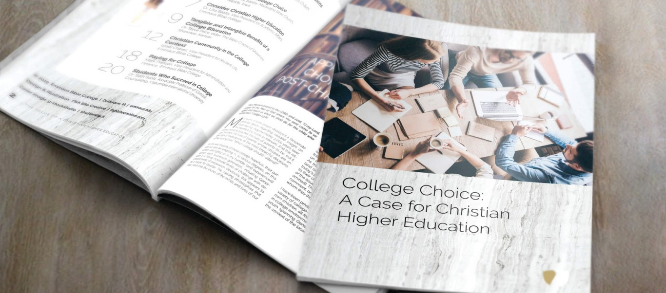 College Choice: A Case for Christian Higher Education