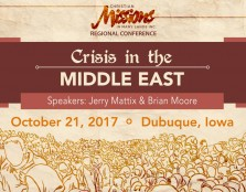 CMML Crisis in the Middle East Conference